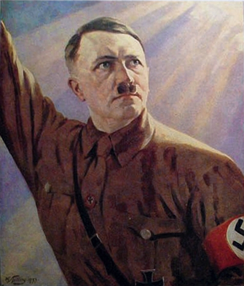 Adolf Hitler our Saviour