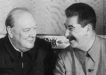 Churichill_and_Stalin-Best_Friends