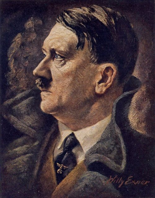 Adolf Hitler-Portrait1