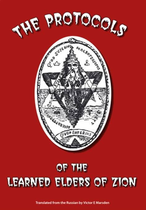 Protocols of the Learned Elders of Zion