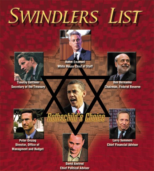 Swindlers List