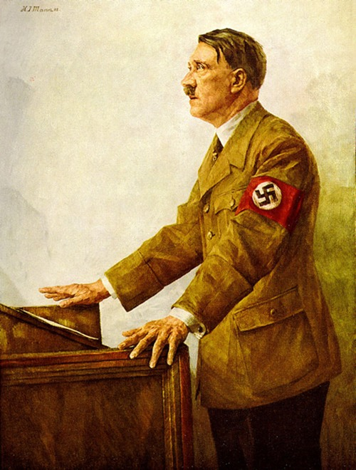 Adolf Hitler-Portrait2