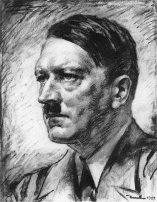 Adolf Hitler-Portrait-3