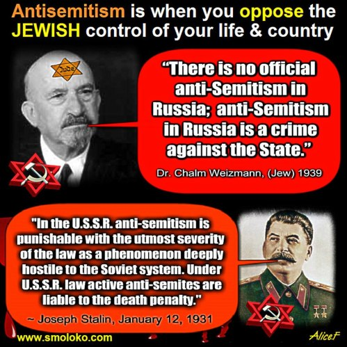 Anti-Semitism in USSR