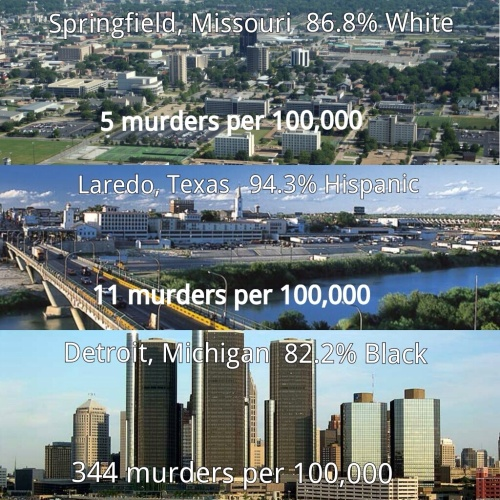 Race and Crime Rate
